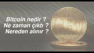 Bitcoin nedir? Nasıl bitcoin alabilirim? Paribu güvenilir mi?