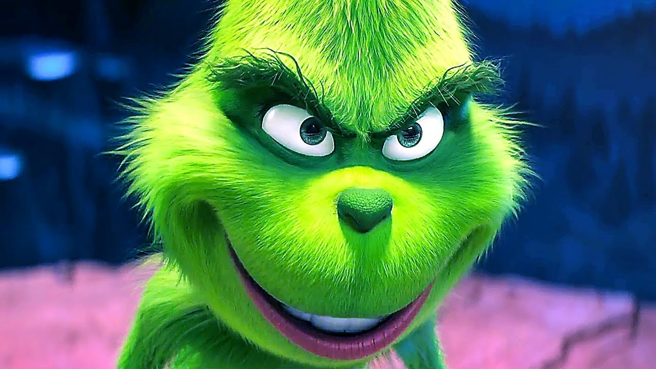 the grinch official trailer 3 animation 2018 youtube