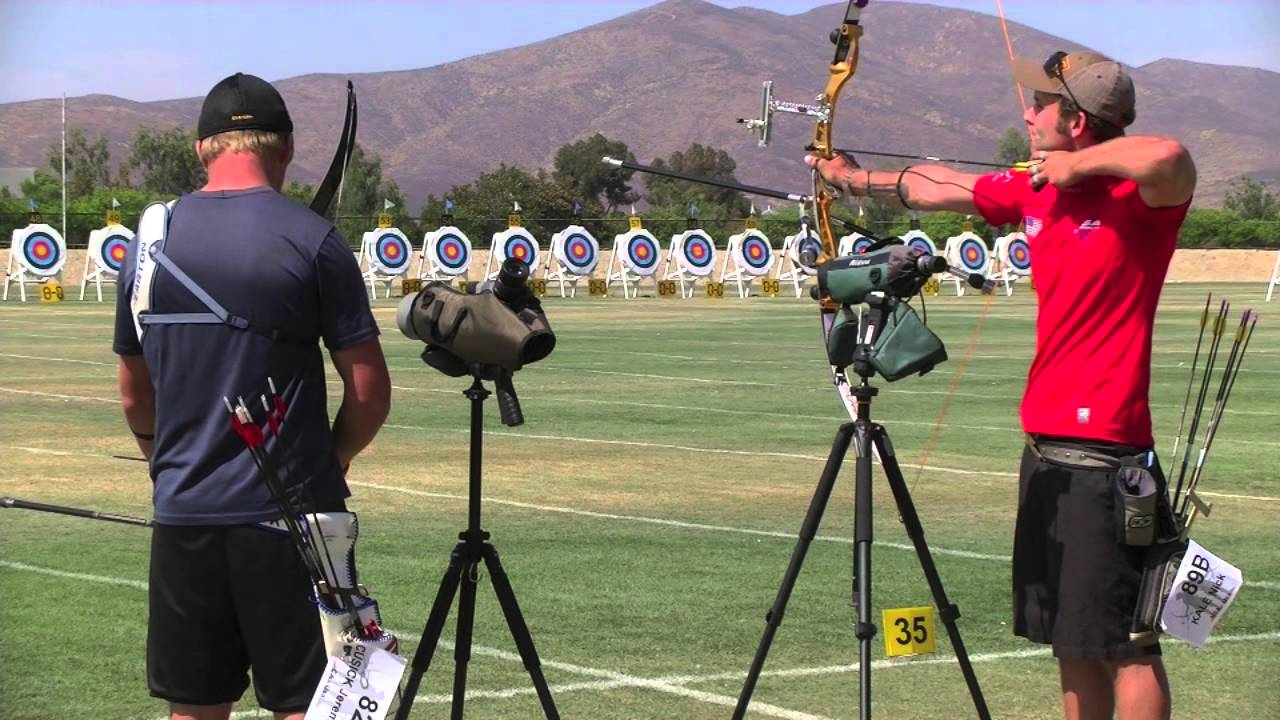 SoCal Showdown - Recurve Men's Bronze Medal Match - Cusick ...