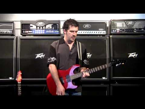 Peavey AT-200 - Auto Tuning Guitar
