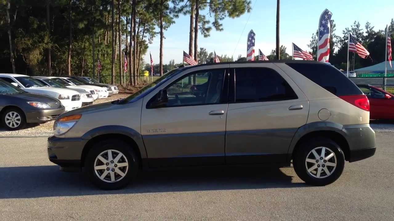 2003 buick rendezvous awd view our current inventory at fortmyerswa com