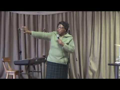 Fernie TACSA: 2017 Woman's conference. Rev Phefile. A Resilient woman in the Kingdom of God P1