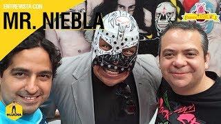 +Lucha con Mr. Niebla, en Taquería Chabelo (Octubre 2018)