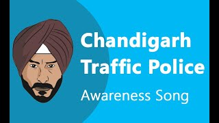 Chandigarh Traffic Police | Funny Traffic Rules Awareness | ASI Bhupinder Singh