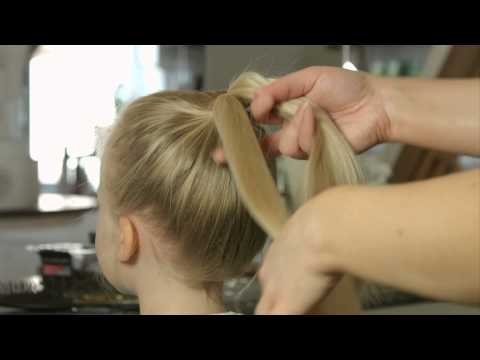 Cute Li Girls Hairstyle Tutorial