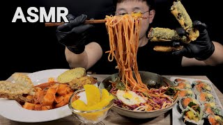 분식파티 떡볶이 쫄면 모듬튀김 한우불고기김밥 와사비김밥…