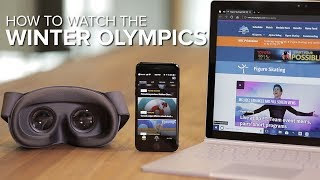 How to watch the Winter Olympics on any device (CNET How To)