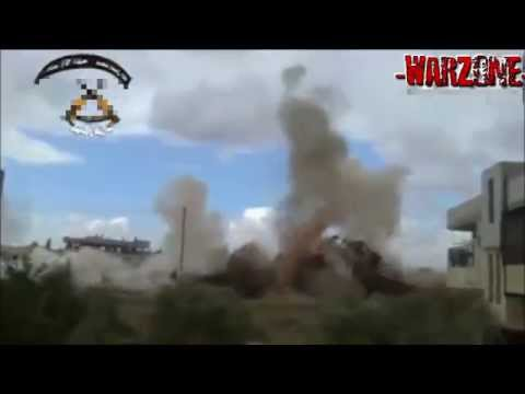 WarZone – Syria Mine Blast