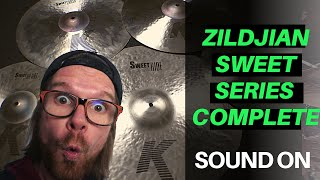 Zildjian - K Sweet Cymbal Set (Sound Demo)