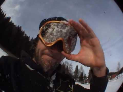 Morteau Morille a la neige