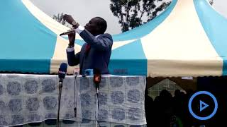 South Mugirango MP opposes any amendments on the 2010 constitution