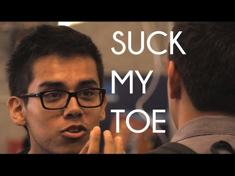 Suck My Toe