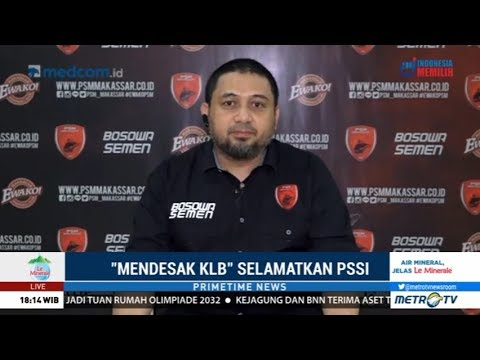 """Save"" PSSI Demi Sepakbola Indonesia"