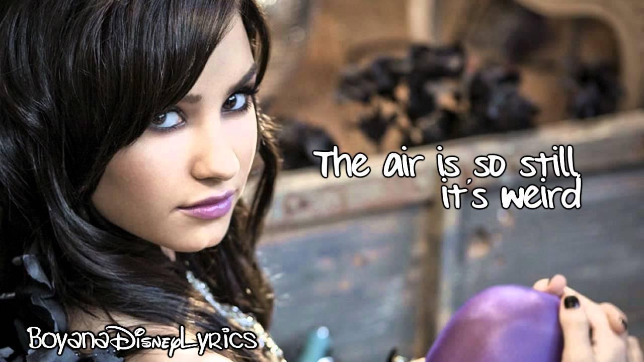 Demi Lovato Quiet Lyrics Video Hd