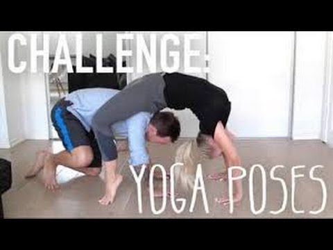 reupload challenge yoga poses med anders  youtube