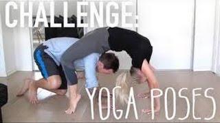 [REUPLOAD] Challenge: Yoga Poses med Anders