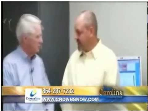 Dentist In Greenville SC | Crowns Now Family Of Dentistry