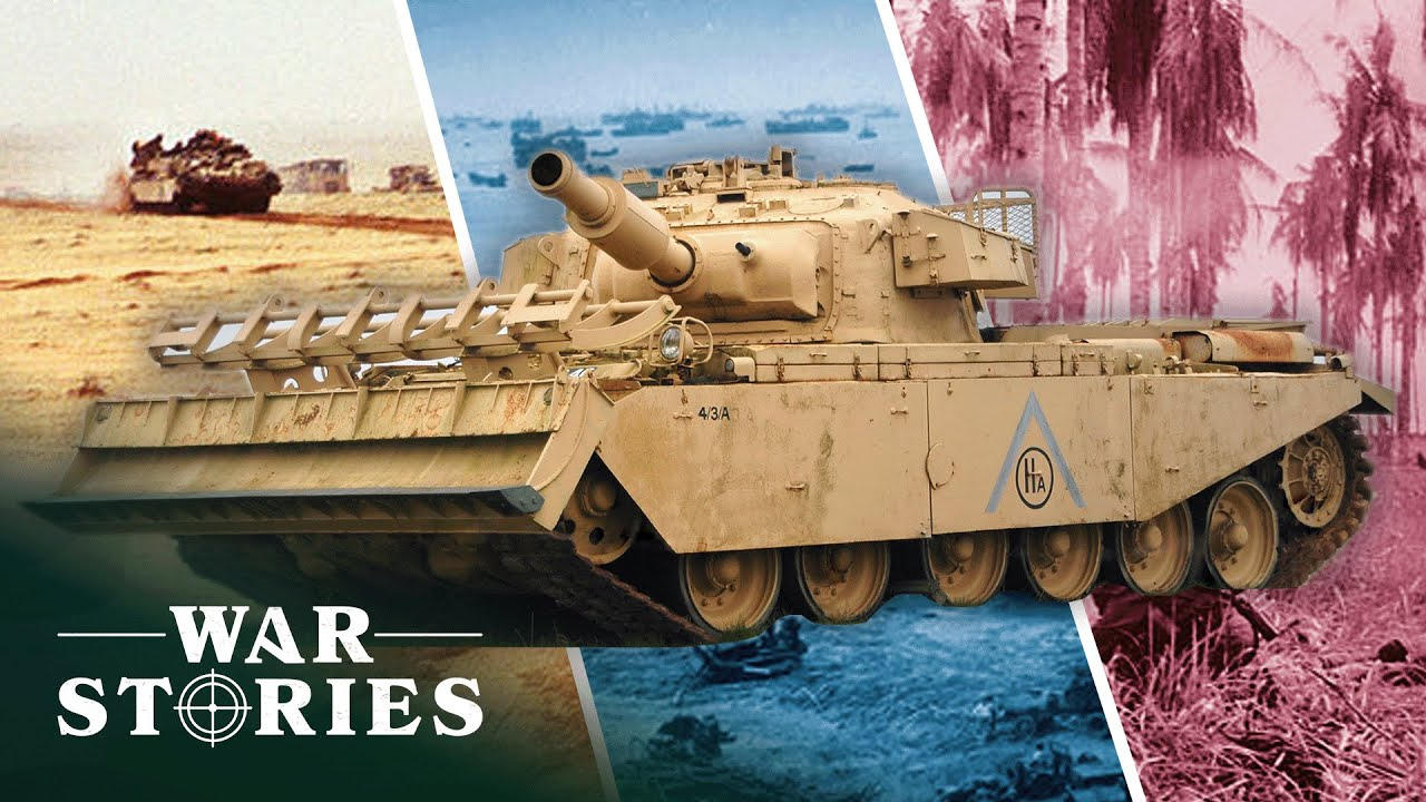 Why Tanks Are The Steel Fist Of War | Combat Forces | War Stories