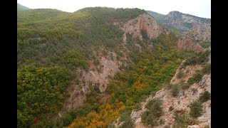 видео Чернореченский каньон