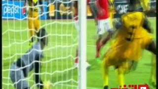 إكرامي يهدي أسيك ثلاثة نقاط غالية ويقرب الأهلي من مغادرة أفريقيا