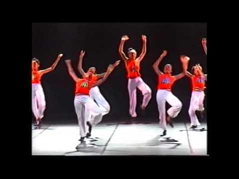 Alpha-Omega Dance School Angola-Qui