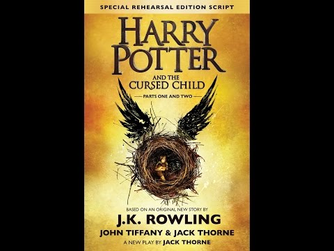 From Krimson's Library: Harry Potter and the Cursed Child Review