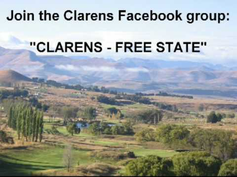 Clarens Free State South Africa