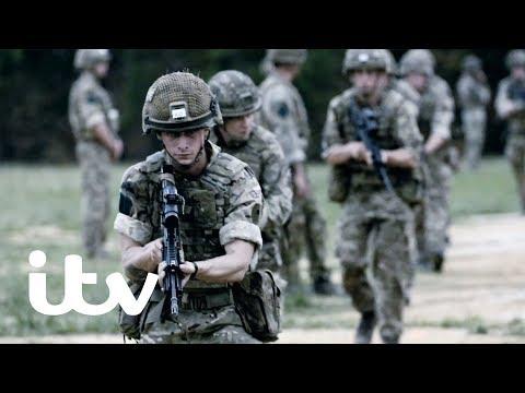The Paras: Men Of War, ITV   Behind The Scenes   Broadcast