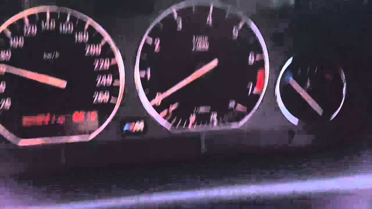 Bmw e36 Rpm gauge,temp gauge not function