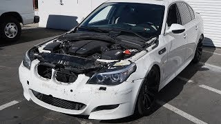 Getting the M5 Ready for the Road