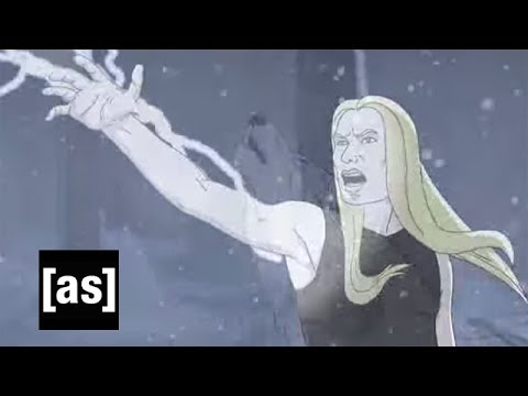 I'm No Man   Metalocalypse   Adult Swim