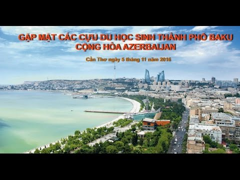 Gặp mặt Baku  2016
