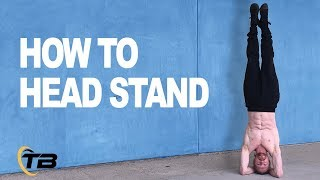 How To Headstand | 3 Simple Steps | Progression Exercises