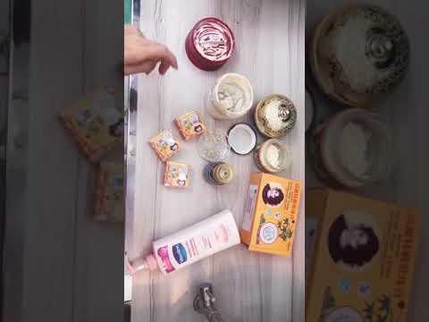 Chia sẻ kinh nghiệm pha kem trộn trắng hồng tự nhiên