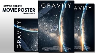 How To Create a Movie Poster In Photoshop
