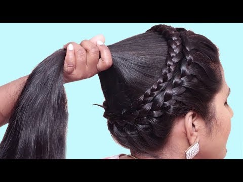 Indian Bridal Hairstyles For Short Hair Beautiful