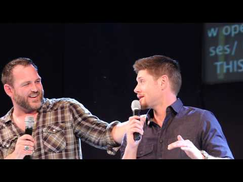 Jus in Bello 2013  Ty apologizing to Jensen