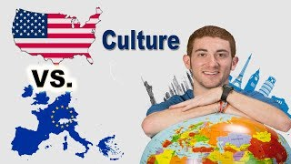 18 Cultural Differences Between the USA and EUROPE Video