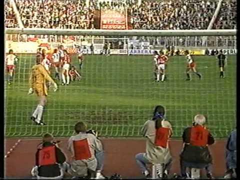17.10.1987 - Hamburger SV - VfB Stuttgart - 3:0