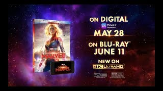 Captain Marvel Blu-Ray - Official® Trailer [HD]