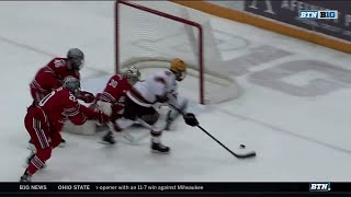 Ohio State at Minnesota - Hockey Highlights
