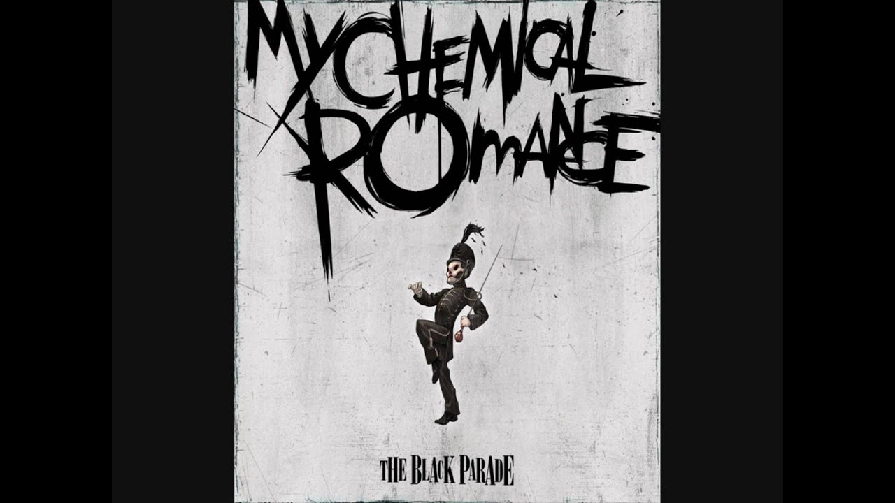 Famous Last Words In The End My Chemical Romance Black Veil
