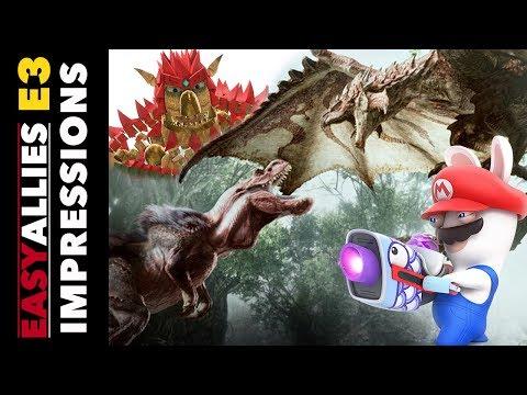 Impressions Day Three - Easy Allies E3 2017