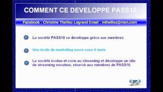 PASS10 présentation