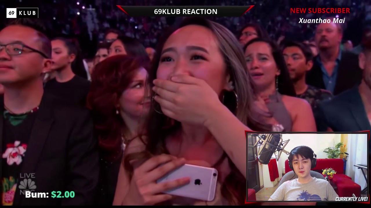 Bts Fake Love 2018 Billboard Music Awards 69Klub Reaction