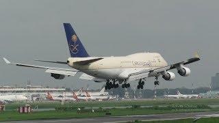 [HD] Plane Spotting @ Hazrat Shahjalal Int'l Airport, Dhaka: Episode-152(Superb Heavies Spotted)