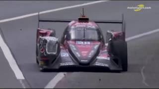 24 Heures du Mans 2018 - Résumé 17h00 - 19h00