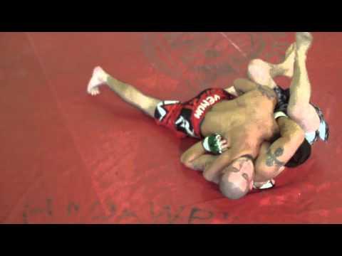 Hardrock MMA 65 Fight 1 Thomas Agrue vs Steven Vincent 145 Ammy