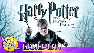 Harry Potter 7 and the Deathly Hallows part 1 - XXLGAMEPLAY