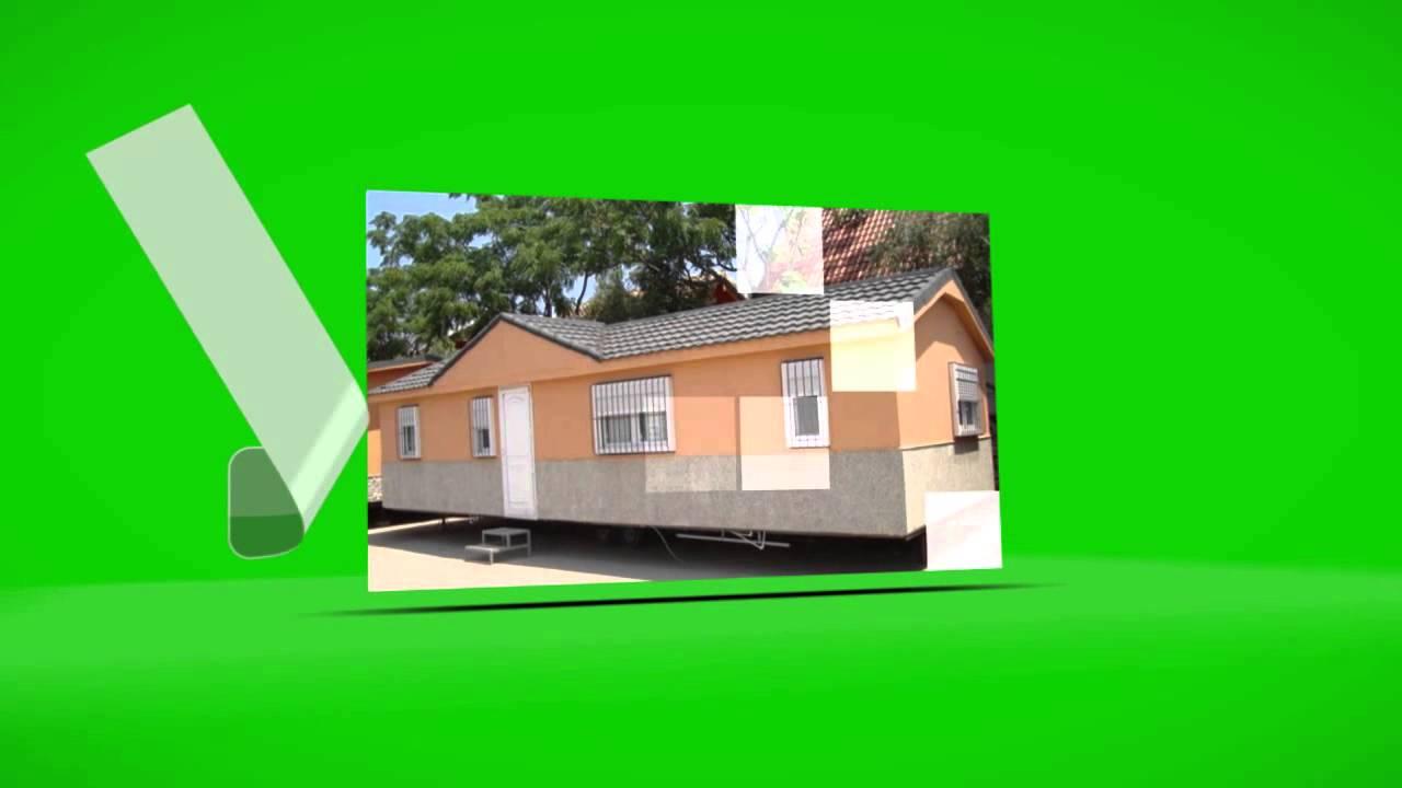 Casas de madera baratas en murcia albacete y madrid youtube for Casas de madera murcia